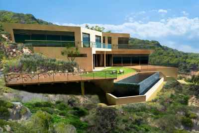 Stunning new house on the first sea line in Tossa de Mar, Costa Brava